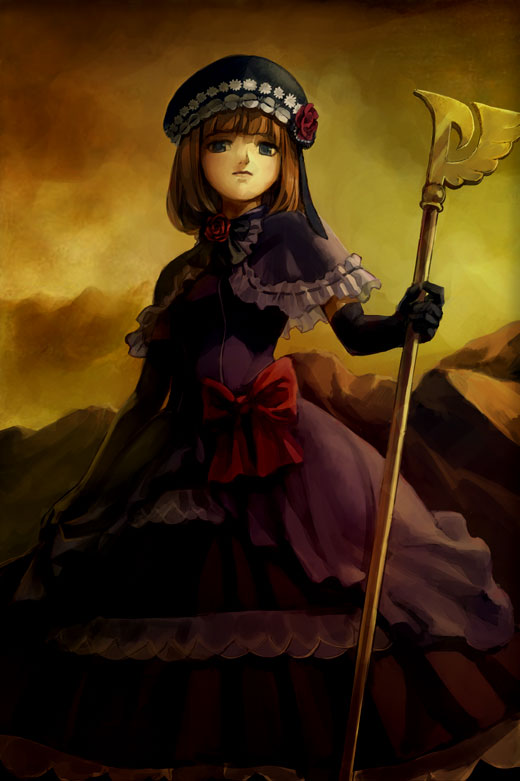 Game] Umineko no Naku Koro ni - Ep. 3 Banquet of the golden witch ...